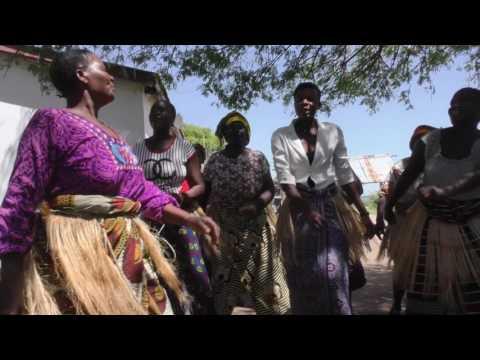 Танзания. Рыбацкая деревня на берегу озера Виктория
