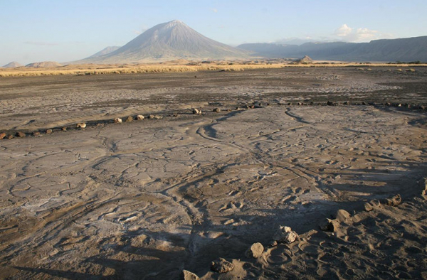 Близ вулкана в Танзании нашли «танцплощадку» древних людей