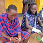Белая женщина в племени чёрных масаи. Часть 2. Танзания