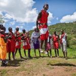 Как завоевать сердце девушки, знают в Кении
