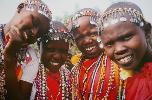Кения глазами ребенка