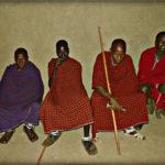 Белая женщина в племени чёрных масаи. Часть 5. Танзания