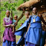 Белая женщина в племени чёрных масаи. Часть 4. Танзания